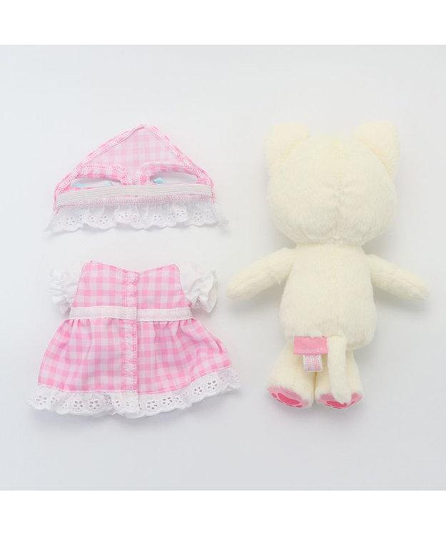 Mother garden マザーガーデン プチマスコット Sサイズ 限定ドール 《リリー・シュガー》  着せ替えごっこ きせかえ お人形 知育玩具 女の子 | おもちゃ 子供 キッズ 着せ替え ぬいぐるみ