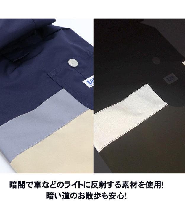 PET PARADISE 犬服 犬 服 ペットパラダイス Lee マウンテン パーカー 〔中型犬〕