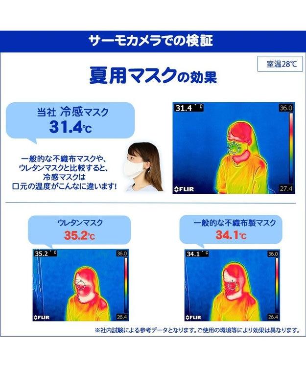 Mother garden マザーガーデン ひえサラ 冷感マスク 子供 接触冷感 吸水速乾 UVカット キッズ 子供用 男の子 女の子 洗えるマスク 繰り返し使える 無地 個包装 耳ひもアジャスター付き 衛生用品のため返品は不可