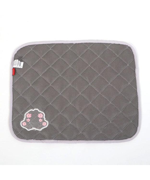 PET PARADISE 犬用品 ペットグッズ ベッド ベット ペットパラダイス 犬 マット クール 接触冷感 ディズニー ミニーマウス クールマット(48×40cm) 柔らか ボタニカル柄 ひんやり マット 涼感 冷却 クールマット ペット ベット夏用 ペット ベッド 夏用 冷感