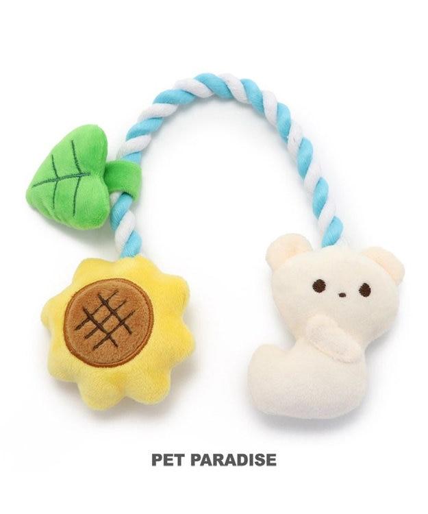 PET PARADISE 犬 トイ TOY ペットパラダイス しろくま ロープトイ