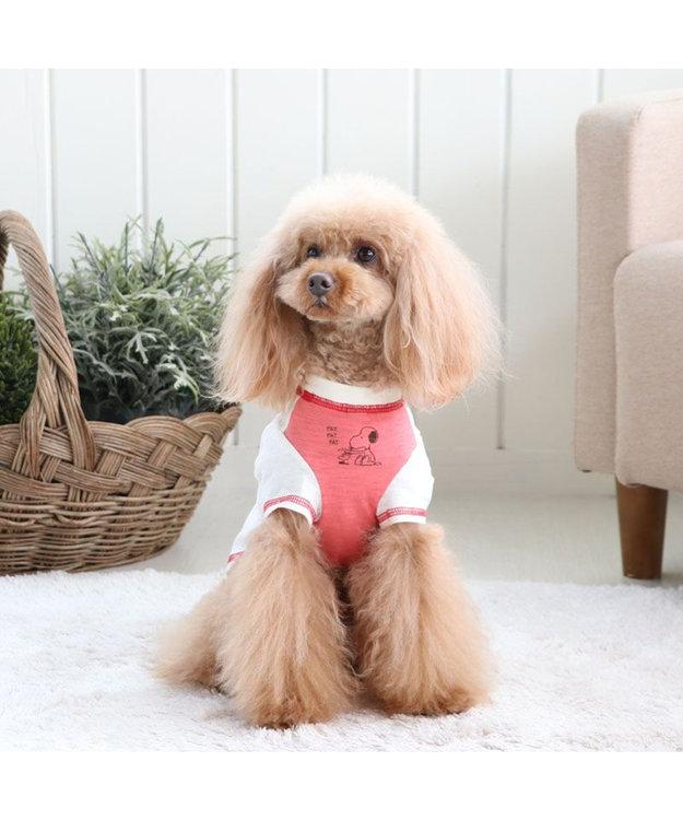 PET PARADISE 犬服 犬 服 ペットパラダイス スヌーピー 赤屋根 Tシャツ 〔小型犬〕 超小型犬 小型犬